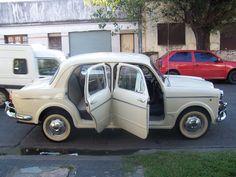 Fiat 1100 Mod 1962 Impecable