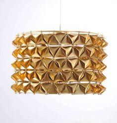 Spiky Geometric Lamp