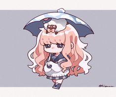 Cute Anime Chibi, Kawaii Chibi, Kawaii Anime, Anime Drawings Sketches, Kawaii Drawings, Cute Drawings, Arte Do Kawaii, Kawaii Art, Manga Anime Girl