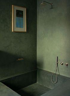 Bathroom Design Inspiration, Bathroom Interior Design, Home Interior, Interior Architecture, Minimalist Bathroom, Modern Bathroom, Small Bathroom, Bathroom Colors, Minimalist Living