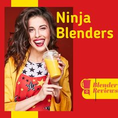 The Ninja line of blenders is one of several brands owned by SharkNinja. SharkNinja specializes in several household appliances and cleaning solutions. They are one of the leading appliances companies that has innovative and competitively priced products such as chemical-free steam mops and state-of-the-art blender systems. Ninja Blender Recipes, Healthy Soup Recipes, Cleaning Solutions, Household, Blenders, Appliances, Diy, Free, Products