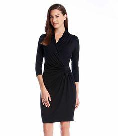 Karen Kane Side Wrap Dress