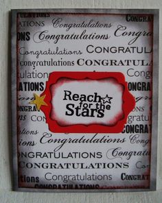 A personal favorite from my Etsy shop https://www.etsy.com/listing/181767016/hand-made-cards-congratulations