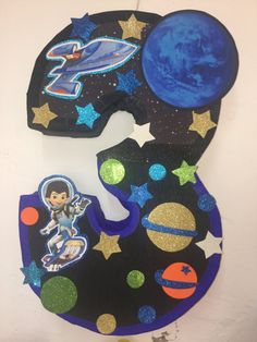 Hey, I found this really awesome Etsy listing at https://www.etsy.com/listing/384349770/pinata-miles-tomorrowland-inspired-miles