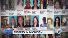 Missing in Michigan: Families continue their search for loved ones - YouTube