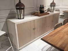 LOVED THIS SIDEBOARD in person!