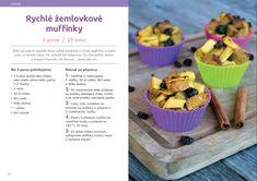 zdrave-recepty — Břicháč Tom Muffin, Breakfast, Desserts, Food, Morning Coffee, Tailgate Desserts, Deserts, Eten, Postres