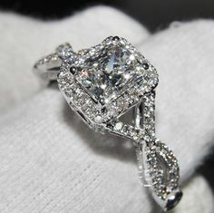 Black Engagement Rings for Women | ... -sona-Synthetic-Gemstone-engagement-rings-for-women-925-sterling.jpg