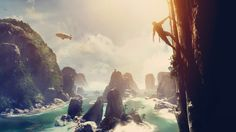 PC gamers still in shock after the exclusive - Robinson The Journey, are this week feeling some love from Crytek with their announcement of a new Oculus exclusive title - The Climb. Mountain Climbing, Rock Climbing, Vr Games, Video Games, Robinson The Journey, Oculus Vr, Virtual Reality Games, Keys Art, Out Of My Mind
