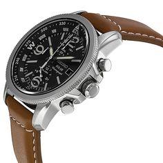 Seiko Prospex Solar Chronograph Compass Black Dial Men's Watch SSC081 - Prospex - Seiko - Shop Watches by Brand - Jomashop