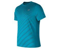 NEW BALANCE Accelerate Graphic Short Sleeve. #newbalance #cloth #