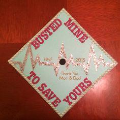 Graduation Cap Decoration | Biology / Health , Nursing