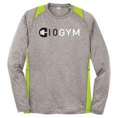 10GYM Long Sleeve Dri-Fit $19.99 #youcandoit http://10gym.com/shop