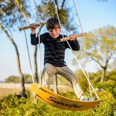 Swurfer Tree Swing