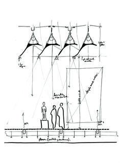 Courtesy of RPBW  - de Menil Collection, Houston - Renzo Piano