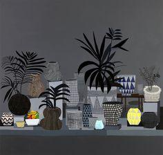 Illustration plants