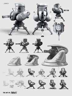 Fallout Turrets