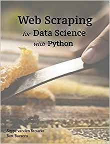 Web Scraping for Data Science with Python #datascience #pythonprogramming