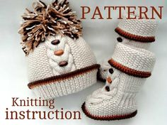 diy-knitting-adorable-hat-and-boots-sets-8