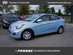 2014 Hyundai Accent 4dr Sedan Automatic GLS
