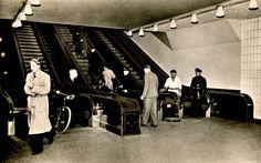 Maastunnel jaren 50