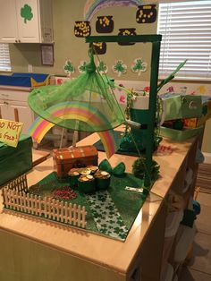 Ivy Prep Learning Center - Clearwater, Florida - Leprechaun Traps 2015- www.IvyPrepFL.com
