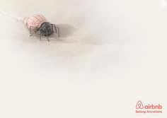 OUTDOOR SILVER  AIRBNB ANIMALS   SPIDER_AIRBNB_TBWA\LONDON, TBWA\CHIAT\DAY NEW YORK_2016