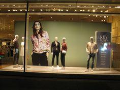 Yritys Peek & Cloppenburg  euroshop. euroshop 2017. window display. fashion. visual merchandise. shop desing.