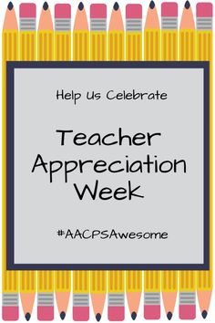 Every year, we celebrate our amazing teachers during Teacher Appreciation Week. Thousands of parents joined our campaign last year to recognize their favorite teacher on social media. We're back this year with even more ways to thank the teachers in your life.