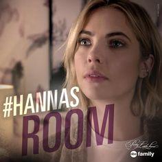 "S6 Ep2 ""Songs of Innocence"" - #HannasRoom #PLL #SummerOfAnswers"