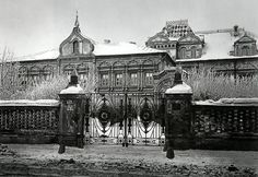"""""""Yusupov Palace in the 1890s.  Built in 1770 during the reign of Catherine the Great, the Yusupov family had """"status"""" to preserve as there were many other wealthy families who were not a part of the ruling Romanov family. Among these families were the Sheremetevs who owned the Fountain House in St. Petersburg and for whom the main airport in Moscow is named. It was a tall order to """"keep up with the Sheremetevs"""". The Yusupov Palace did its job well."""""""