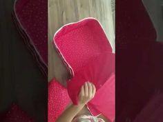 Bendiktim - Pratik Çanta Yatak - YouTube Youtube, Bags, Manualidades, Handbags, Dime Bags, Totes, Hand Bags, Purses, Youtubers