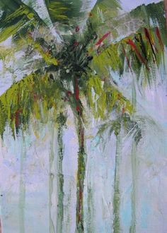 paintings of palm trees | palms landscape paintings by arizona artist amy whitehouse
