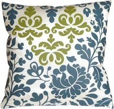 Love this fabric...wonder if the colors would be right for an update of my couches?