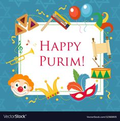 Vector images by the artist 'Lucia_Fox'. Happy Sukkot, Happy Purim, Vector Free, Independence Day Greeting Cards, Carnival Posters, Frame Template, Templates, Mardi Gras Carnival, Cards