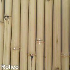 Modelos e preços de Forro de Bambu Roliço