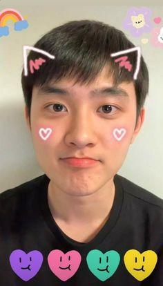 Exo Kokobop, Exo Do, Kpop Exo, Kim Minseok Exo, Kyungsoo, Exo Facts, Exo Lockscreen, Chansoo, Do Kyung Soo