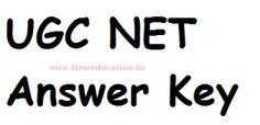 CSIR UGC NET 2013 Answer Key / Solutions 23 June / 30 June Exam
