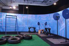 Agency D3 - Recreation - Training Ground
