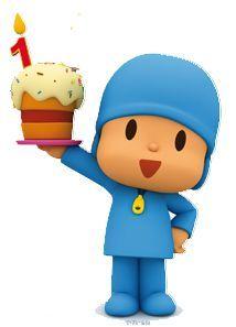 Pocoyó es una serie de animación española.     Narra las aventuras de un niño en edad de preescolar llamado Pocoyó, el cual está descu... First Birthday Decorations, 1st Birthday Parties, 3rd Birthday, Birthday Cakes, Styrofoam Art, Baby Boy First Birthday, Mario Party, Ideas Para Fiestas, Holidays And Events