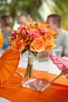 Colorful-Hawaiian-Wedding-Bouquet