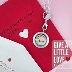 Ladies,you want a locket for Valentines Day??  Help your honey out, give home a hint: Leave a list  laying by the coffee pot of the locket, charms,chain, & dangles or plates that you want & my website.... www.missywhite.OrigamiOwl.com Doodle a few hearts to draw his attention, sometimes we have to throw a rope for our fellas!!;)