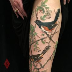 Tatuajes En La Pierna – 35 Ideas Para Tatuarte el Muslo....