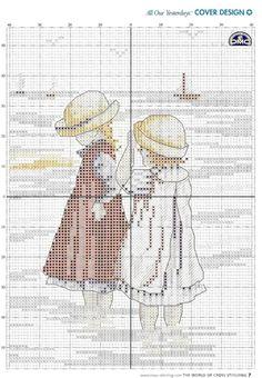 Gallery.ru / Фото #6 - The world of cross stitching 056 март 2002 - WhiteAngel
