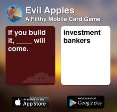 #evilapples