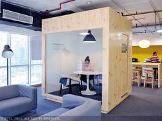 Check out IKEA's India office: The Swedish furniture retailer's first activity-based workplace - The Economic Times