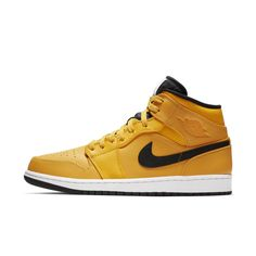 340a004086c34b Air Jordan 1 Mid Men s Shoe Size 12.5 (University Gold)