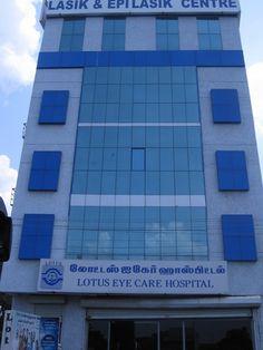 Lotus Eye Hospital and Institute 5(2), Gajalakshmi Theater Road (Back Side), Near Valarmathi Bus Stop, Tirupur-641601  Tel : 91 - 421 - 4346060 , 4219999 Fax : 91 - 421 - 4242457 E-mail : info@lotuseye.org