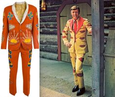 Nudie suit SHOULD START A NUDIE suit/cloths board BUT won't !