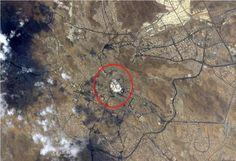 بينها مكة المكرمة ومصر.. صور مذهلة لكوكب الأرض من الفضاء